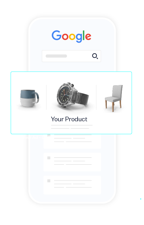 Shopping CampaignsShow off your online and local inventory Shopping campaigns